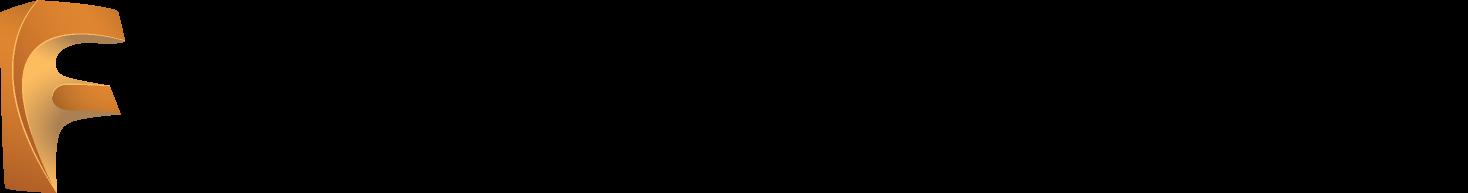 オートデスクFusion360ロゴ