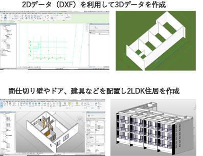 Revit CAD設計